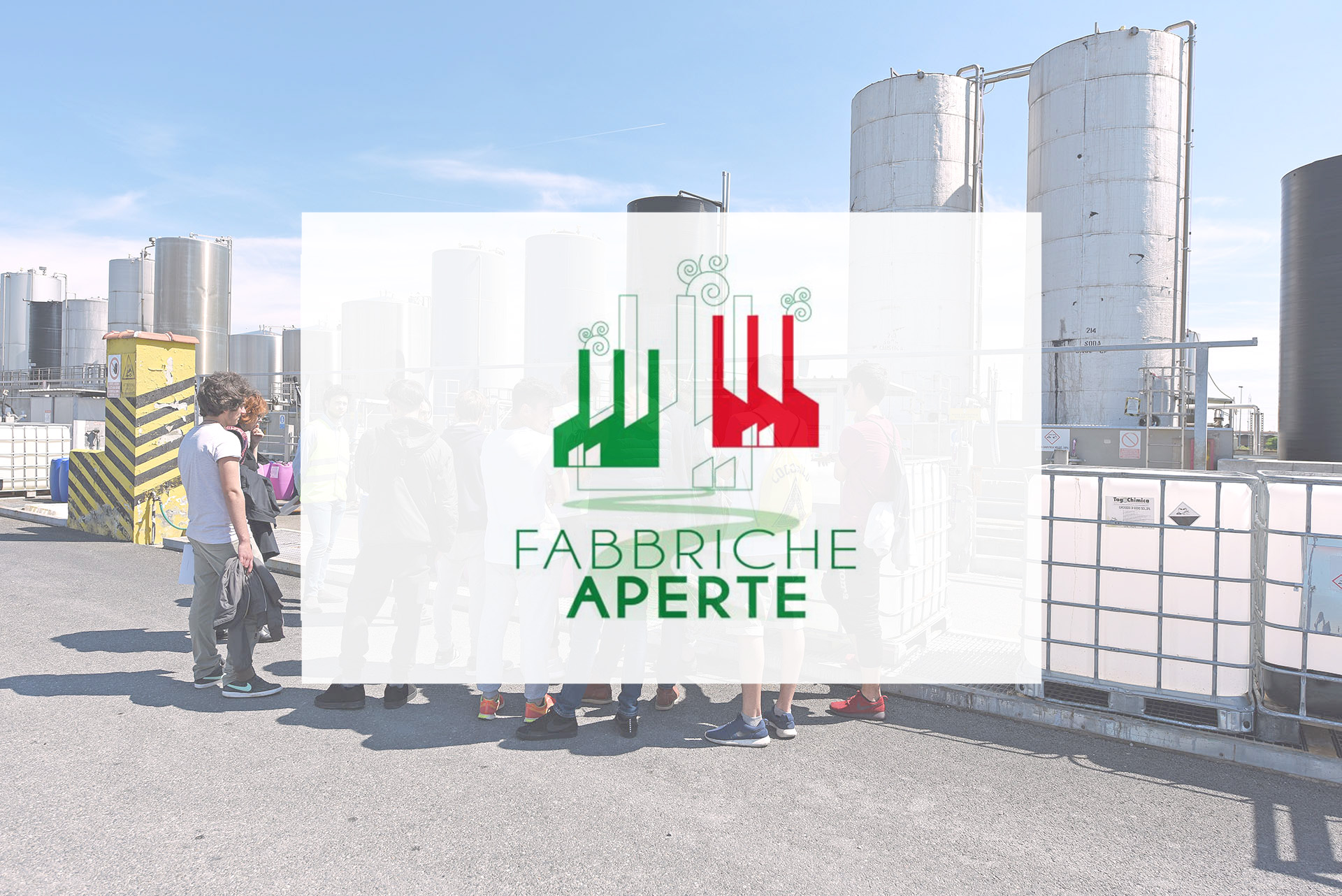 Fabbriche aperte gruppo Lapi 2016