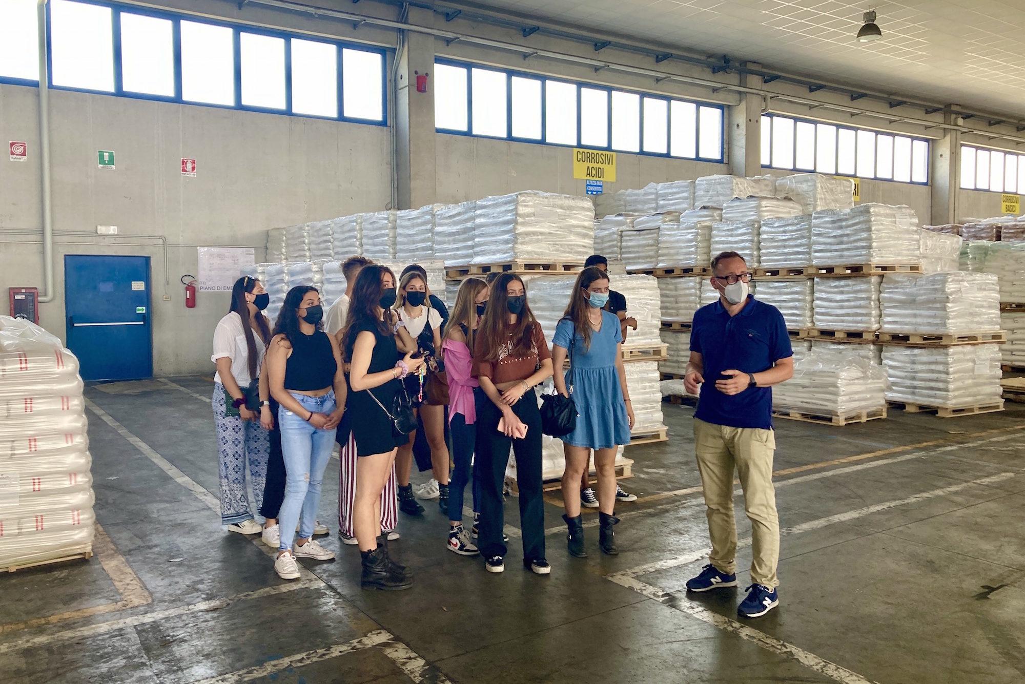 toscolapi visita MITA Academy